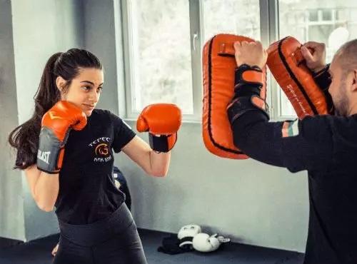 тренировки по бокс