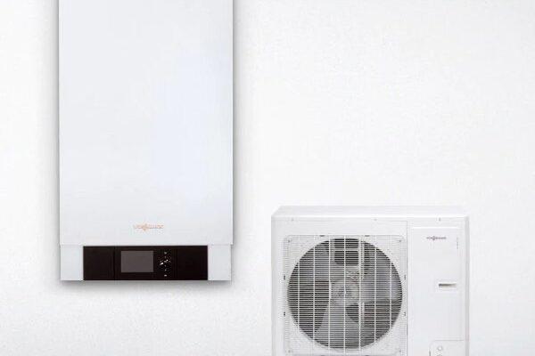 инверторна термопомпа