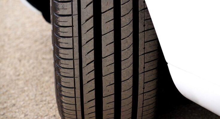 монтаж на гуми