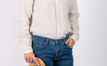 Мъжки ленени ризи